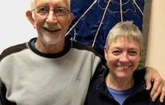 Alf & Barbara Wood - Prayer Supporters